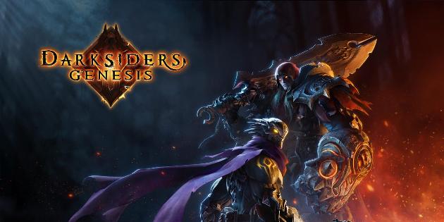 Newsbild zu Vorschau: Darksiders Genesis