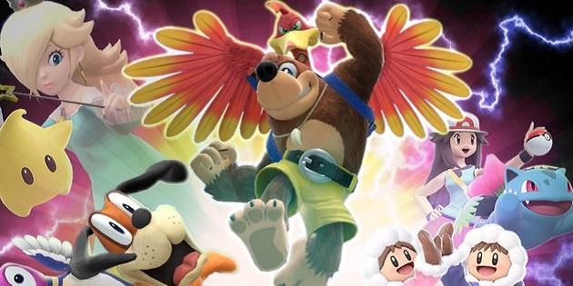 Newsbild zu DLC-Test: Kämpfer-Paket 3 – Banjo und Kazooie für Super Smash Bros. Ultimate