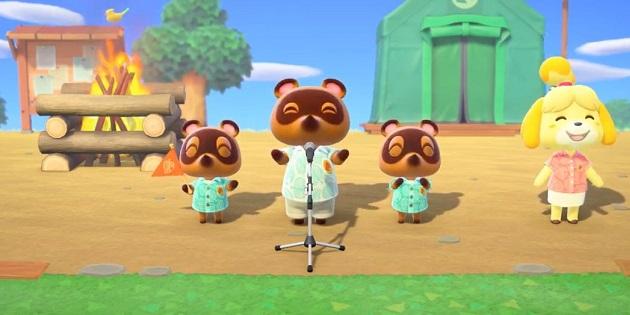 Newsbild zu Animal Crossing: New Horizons konnte sich über 1,8 Millionen Mal als Handelsversion in Japan absetzen