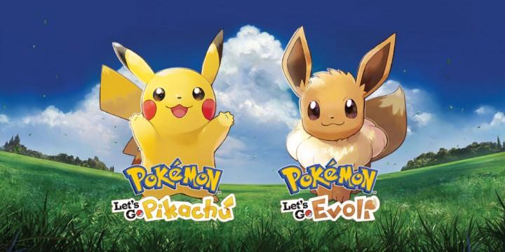 Newsbild zu Pokémon: Let's Go, Pikachu/Evoli! präsentieren sich in einem weihnachtlichen Werbespot