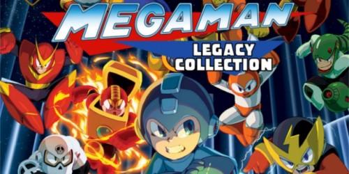 Newsbild zu 3DS eShop-Spieletest: Mega Man Legacy Collection