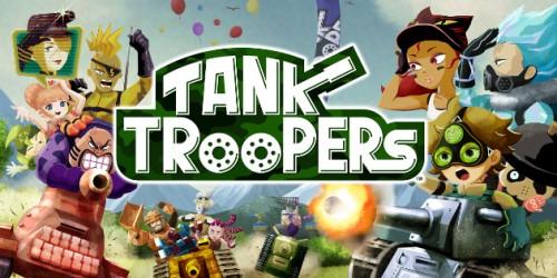 Newsbild zu Nintendo eShop-Spieletest: Tank Troopers