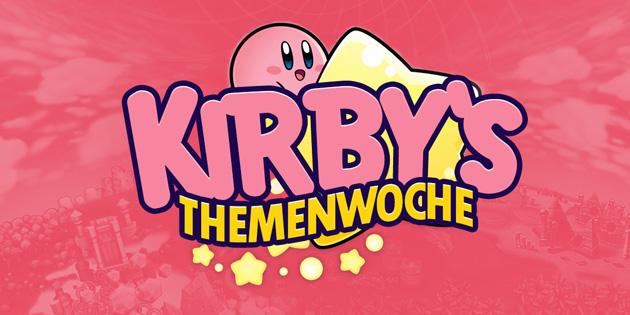Newsbild zu Rosa, rund und hungrig: die Kirby-Themenwoche bei ntower