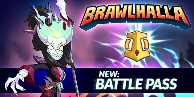 Newsbild zu Der erste Battle Pass von Brawlhalla ist ab sofort verfügbar