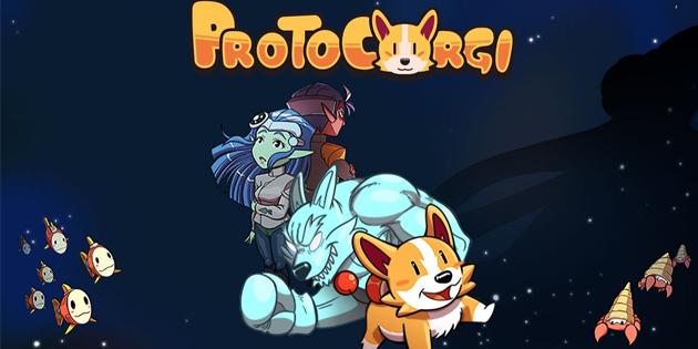 Newsbild zu Shoot 'em up ProtoCorgi erscheint diesen November