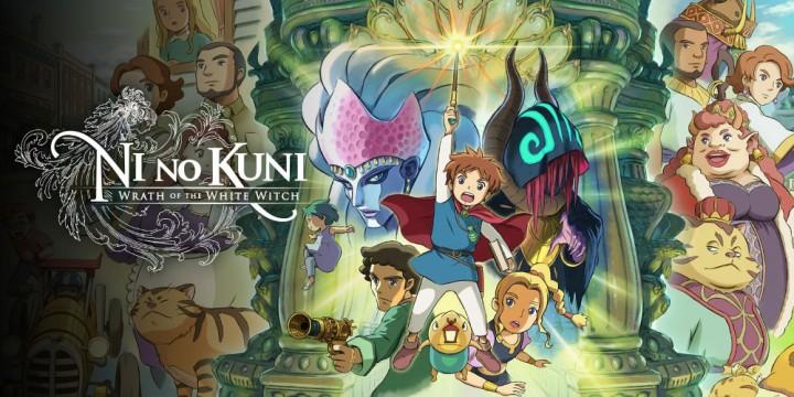 Newsbild zu Noch bis zum 1. November – Ni no Kuni: Der Fluch der Weißen Königin für 9,99 € im Nintendo eShop erhältlich