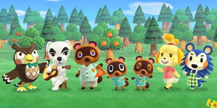 Newsbild zu Auf Shopping-Tour in Animal Crossing: New Horizons – Nintendo kündigt Kollaboration mit UNIQLO an