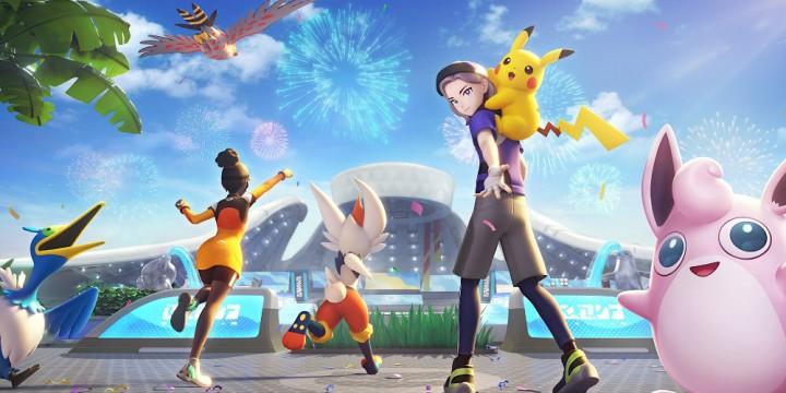 Newsbild zu Nächstes Update für Pokémon Unite verstärkt Heiteira
