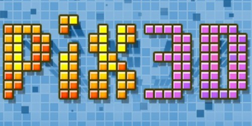 Newsbild zu 3DS Download-Spieletest: PIX3D