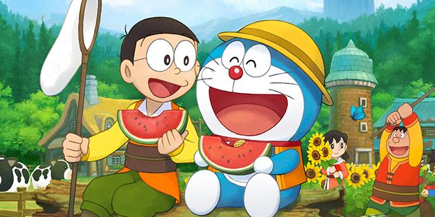 Newsbild zu Action-Adventure Doraemon: Nobita's New Dinosaur erscheint 2020 in Japan