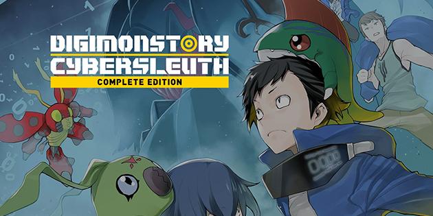 Newsbild zu Nintendo Switch-Spieletest: Digimon Story Cyber Sleuth: Complete Edition