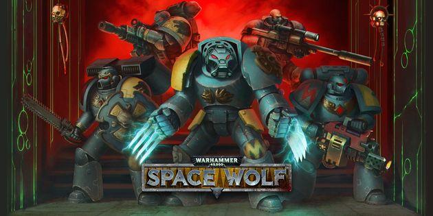 Newsbild zu Nintendo Switch-Spieletest: Warhammer 40.000: Space Wolf