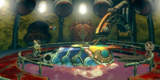 Newsbild zu Capcom bringt Shinsekai: Into the Depths auf die Nintendo Switch