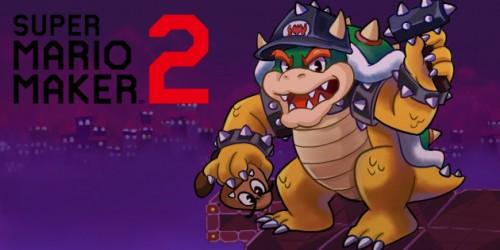 Newsbild zu Der unmögliche Turm: Schlagt unsere kniffligen Super Mario Maker 2-Level (+ Gewinnspiel)