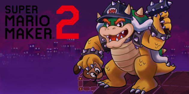 Newsbild zu Der unmögliche Turm: Das sind die Gewinner unserer Super Mario Maker 2-Aktion