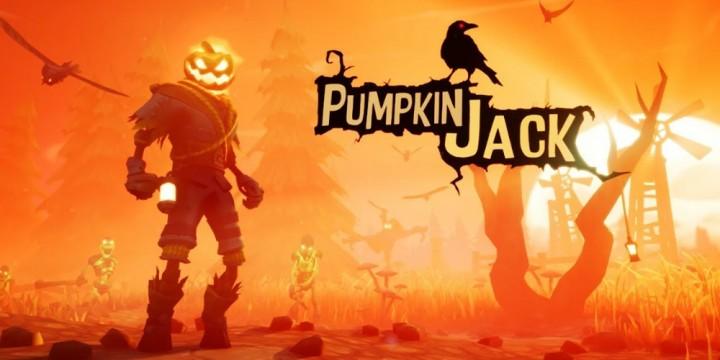 Newsbild zu Halloween kann kommen: Veröffentlichungstrailer zu Pumpkin Jack erschienen