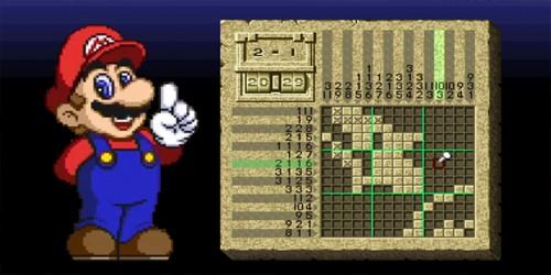Newsbild zu Nintendo eShop-Spieletest: Mario's Super Picross