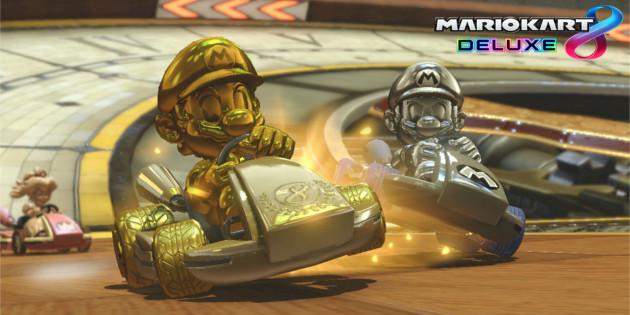Mario Kart 8 Deluxe: Überblick-Video der Switch-Version; Details zu den