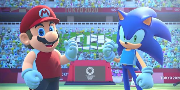 Newsbild zu Demo zu Mario & Sonic bei den Olympischen Spielen: Tokyo 2020 nun auch im europäischen Nintendo eShop