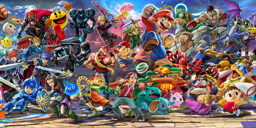 Super Smash Bros. Ultimate - Kämpferbanner