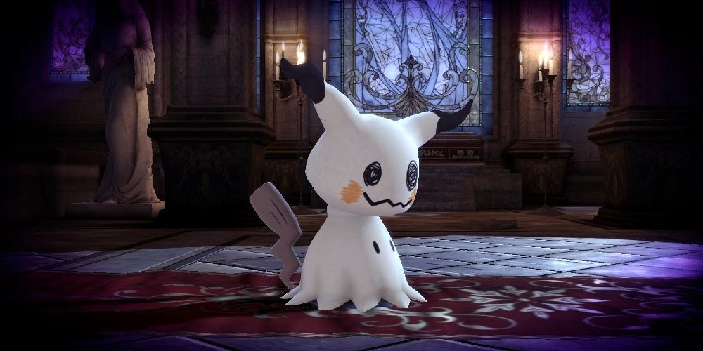 Mimigma - Pokémon