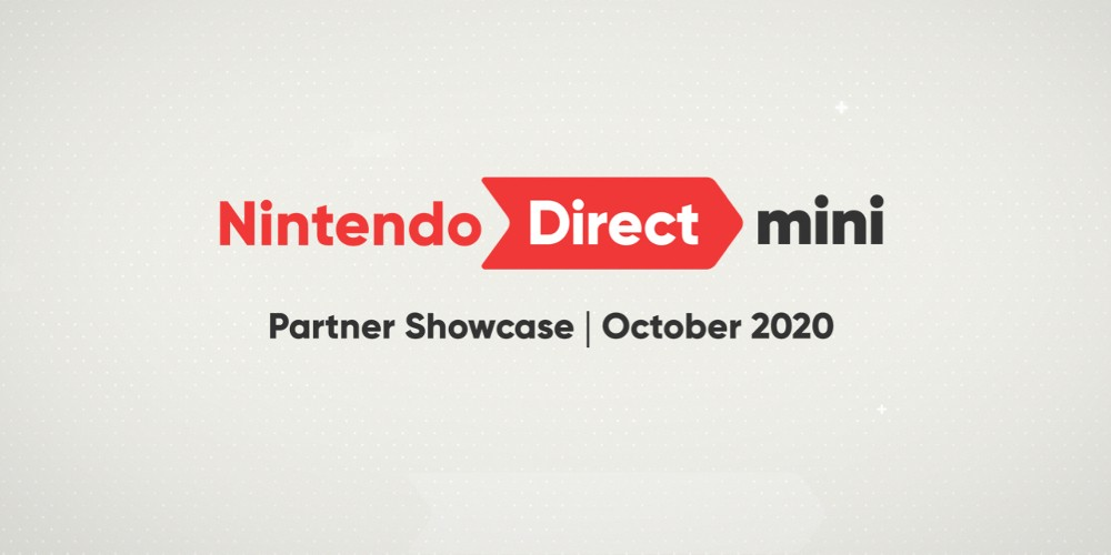 Nintendo Direct Mini: Partner Showcase Oktober 2020