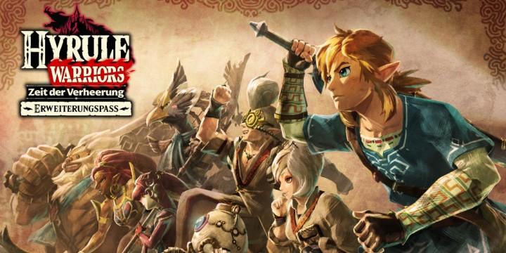 Newsbild zu Die Schlacht ist noch nicht vorbei: Erweiterungspass für Hyrule Warriors: Zeit der Verheerung angekündigt