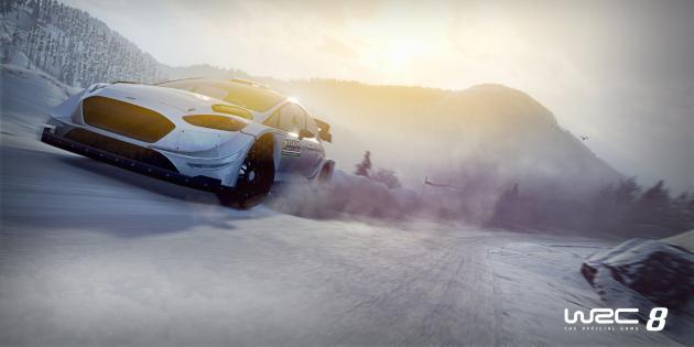 Newsbild zu WRC 8 erscheint etwas verspätet für Nintendo Switch