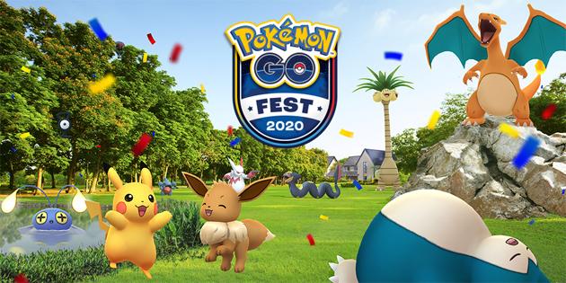 Newsbild zu Niantic enthüllt Details zum Pokémon GO Fest 2020