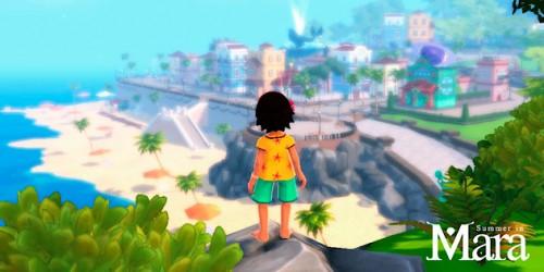 Newsbild zu Nintendo Switch-Spieletest: Summer in Mara
