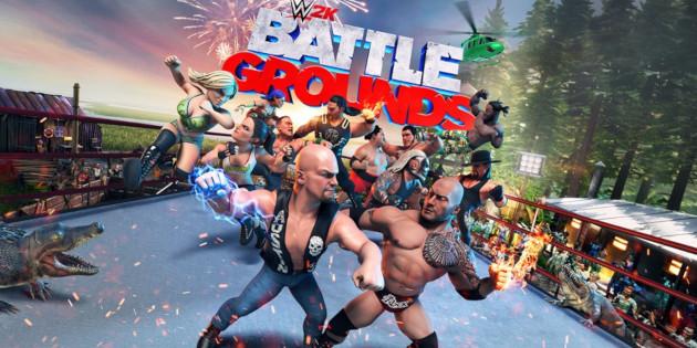 Newsbild zu WWE 2K Battlegrounds bringt im September Arcade-Box-Kämpfe auf die Nintendo Switch