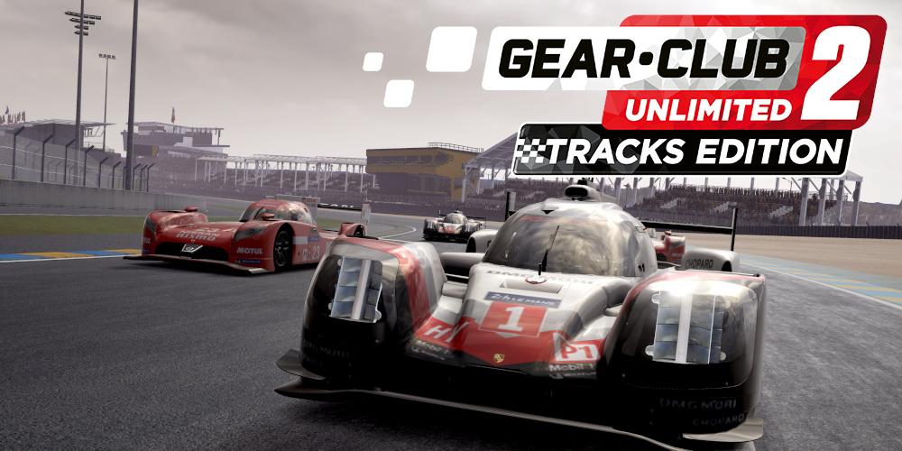Gear.Club Unlimited 2 – Tracks Edition