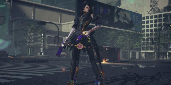 Newsbild zu Die Hexe beim Fotoshooting – Erste Bildschirmfotos zu Bayonetta 3 ab sofort verfügbar