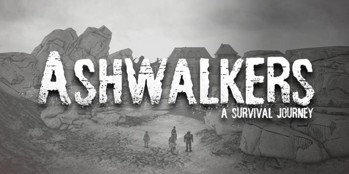 Newsbild zu Überlebt in einer grauen Welt – Ashwalkers erscheint im 1. Quartal 2022 für die Nintendo Switch
