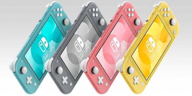 Newsbild zu Korallenfarbige Nintendo Switch Lite ab 24. April auch in Europa erhältlich