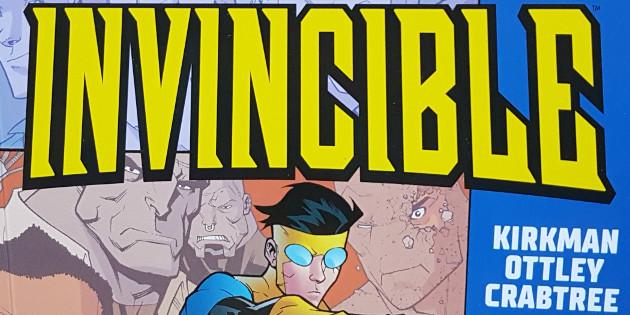 Newsbild zu Comic-Rezension: Invincible Band 2