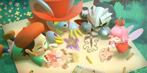 Newsbild zu Neue Konzeptzeichnungen von Gegnern aus Kirby Star Allies veröffentlicht