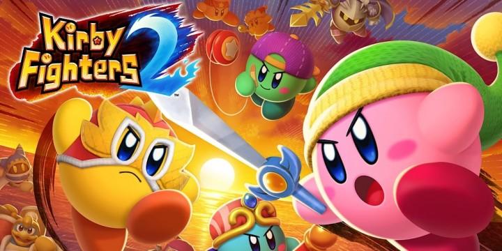 Newsbild zu Kirby Fighters 2 im Test – Ringfrei für die Kirby-Rauferei!