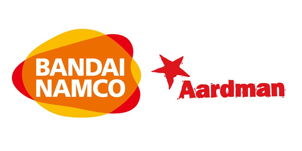 Bandai Namco X Aardman Animations