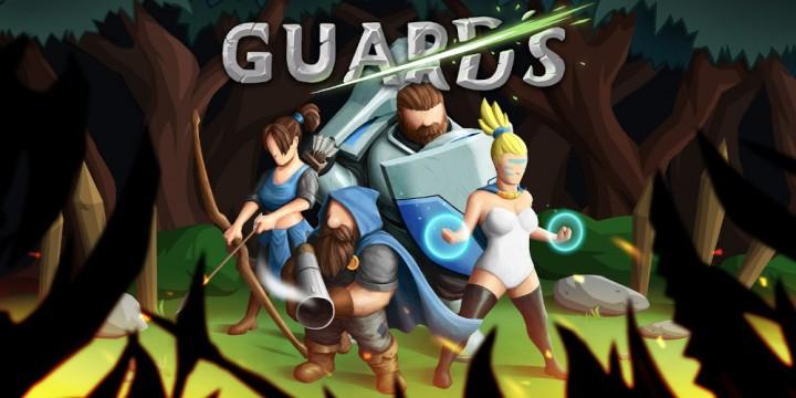 Newsbild zu Tretet der Horde des Bösen gegenüber – Rundenbasiertes Strategiespiel Guards erscheint am 21. Mai für Konsolen