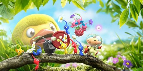 Newsbild zu Neue My Nintendo-Belohnungen in Amerika: Pikmin Short Movies HD, Pikmin Short Movies 3D und Hey! Pikmin Wallpaper verfügbar