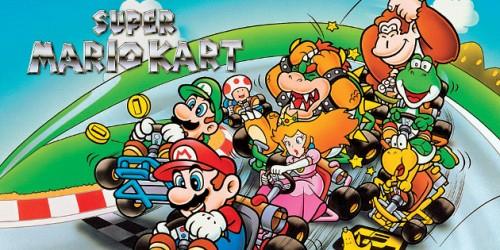 Newsbild zu Schlag den Dennis Live #1: Super Mario Kart (Nintendo Switch Online)