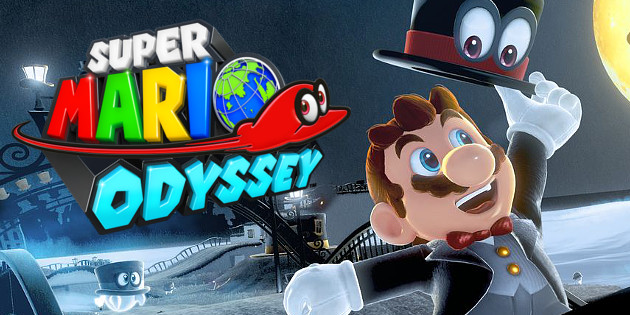 Overview-Trailer zu Super Mario Odyssey