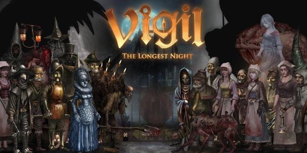 Newsbild zu Neuer Trailer zum Indie-Titel Vigil: The Longest Night veröffentlicht