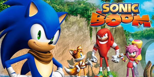Newsbild zu Neue Sonic-TV-Serie im Gespräch