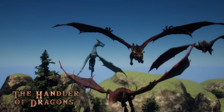 Newsbild zu Werdet zum Beschützer der Drachen: Das Action-RPG The Handler of Dragons erscheint im kommenden Jahr für die Nintendo Switch