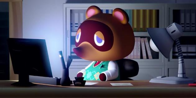 """Newsbild zu Animal Crossing: New Horizons – Auf der Fan-Webseite """"Nookazon"""" könnt ihr mit euren Sternis Items kaufen"""