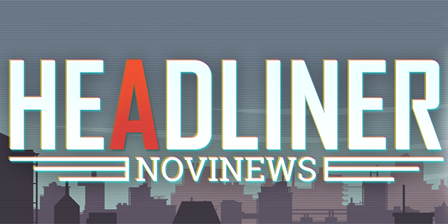Newsbild zu Qualitätsjournalismus – Headliner: NoviNews wird für die Nintendo Switch veröffentlicht