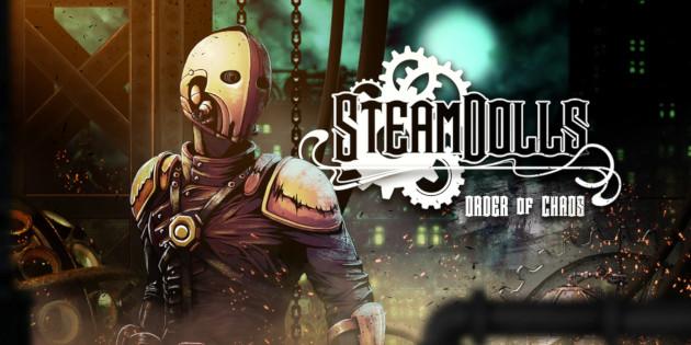 Newsbild zu Steampunk-Metroidvania SteamDolls – Order of Chaos erscheint nächstes Jahr für Nintendo Switch