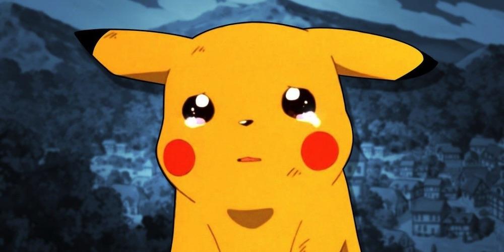 Pokémon: Der Film – Pikachu (Traurig)